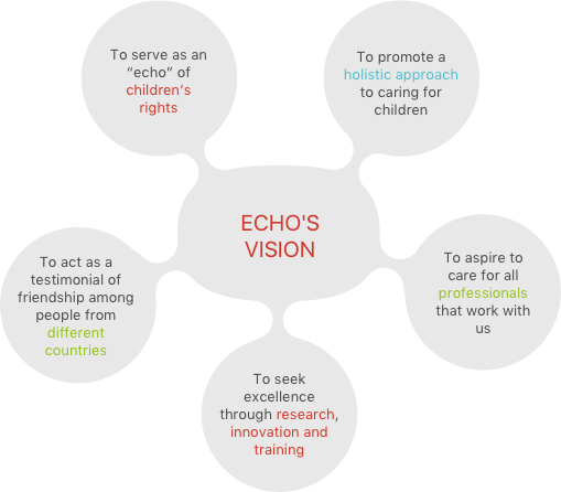 Echo's vision and values